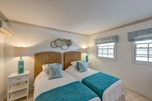 Villas on the beach 402 bedroom 4