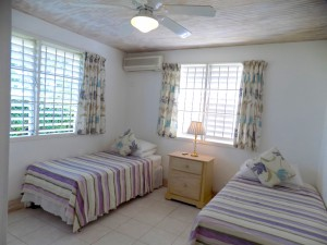Alamanda villa rental Barbados bedroom3