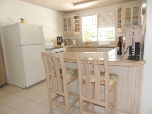 Alamanda villa Barbados kitchen