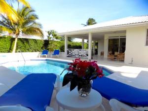Alamanda villa Barbados pool