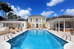 Aurora-villa-rental-barbados-pool-exterior