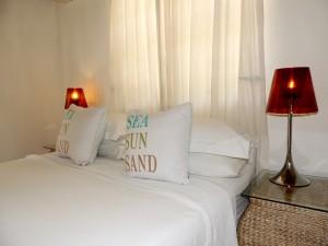 Camden Nook beach house rental bedroom 3