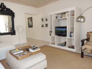 Camden Nook TV and living room inside