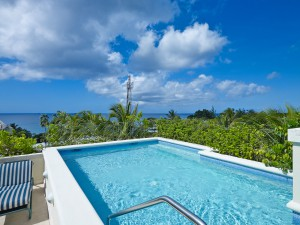 Beacon Hill 303 Barbados rooftop pool