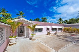 belair-vacation-rental-barbados-entrance