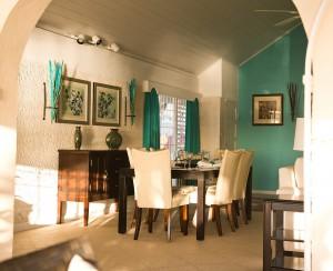 Bora Bora Upper Barbados dining