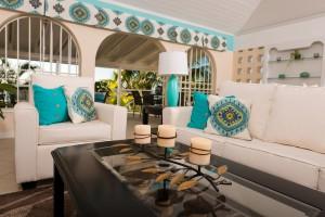 Bora Bora Upper Barbados living room