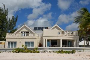 Cane Vale beach house Barbados