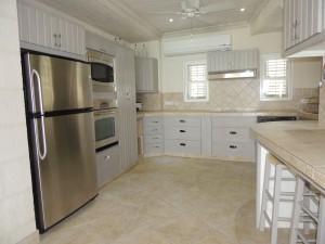 Cane Vale Beach House kitchen