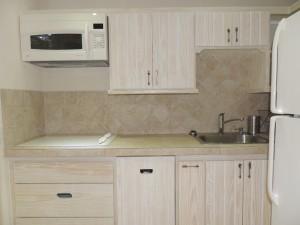 Small kitchen upper floor