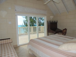 Cane Vale Beach House bedroom upstairs