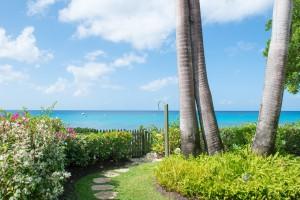 Chanel 5 Barbados villa beach access