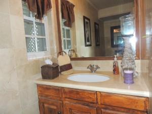Cheese don Bread Barbados bathroom