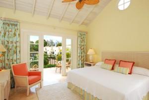 Coco villa master bedroom