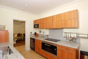 Coco villa Mullins Bay kitchen