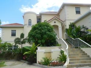 Tara-villa-rental-Barbados-entrance