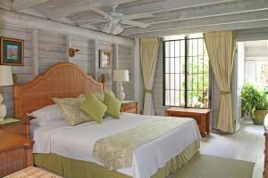 Dudley Wood villa rental Barbados bedroom