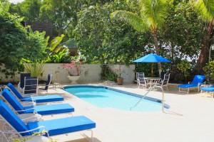Dudley Wood villa rental Barbados pool