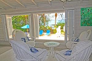 Dudley Wood villa rental Barbados view