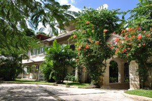 Evergreen villa rental in Sandy Lane