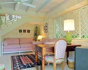 Evergreen villa study