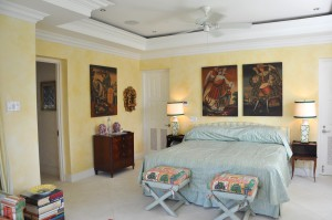 Evergreen bedroom 1