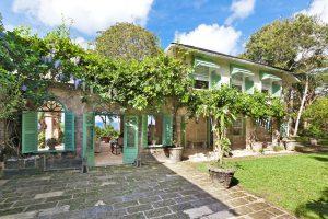 Fustic-house-Barbados-villa-entrance