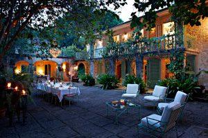 Fustic-house-Barbados-villa-evening