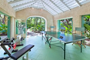 Fustic-house-Barbados-villa-gym