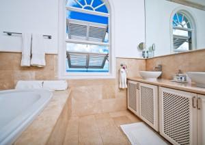 Go Easy Barbados villa bathroom