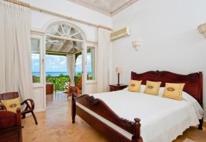 Go Easy Barbados villa bedroom