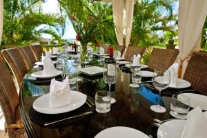 Go-Easy-villa-Barbados-rental-dining