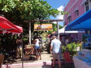 Hastings Farmers Market Barbados