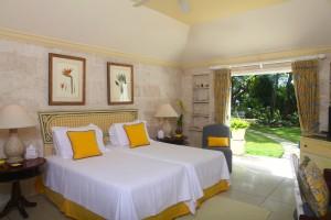 Heronetta villa bedroom 1