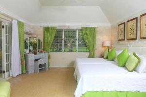 Heronetta villa bedroom 3