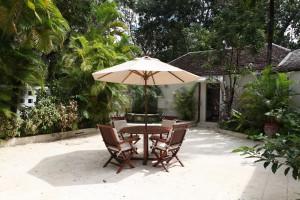 Heronetta villa terrace