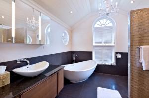 High Cane Villa Barbados Bathroom