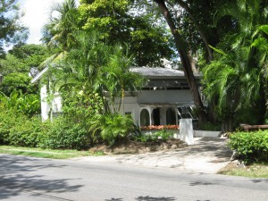 Little Seascape Barbados entrance