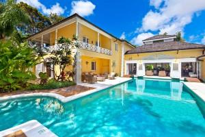 Jamoon villa rental Barbados