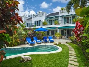 Jasmine villa rental Barbados