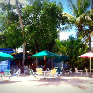Ju Ju's Beach Bar Barbados