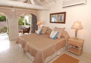 Landfall villa Sandy Lane master bedroom 4