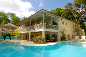 Landfall villa Sandy Lane Barbados