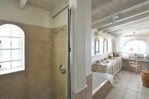 Landfall villa Sandy Lane bathroom