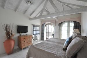 Landfall villa Sandy Lane bedroom 3