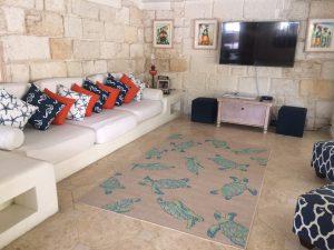 Landfall-villa-rental-Barbados-media-room
