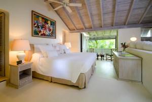Landmark House bedroom