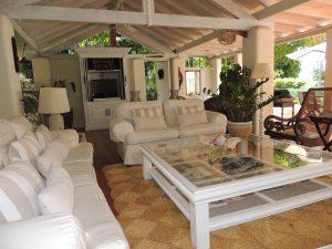 Landmark House open air living