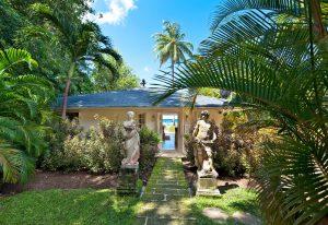 Leamington-Cottage-villa-rental-Barbados-entrance