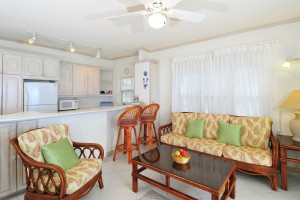 Leith Court Barbados living room
